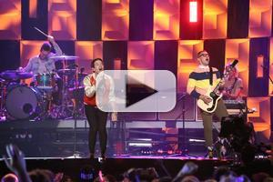 VIDEO: FUN Debuts New Song 'Harsh Lights' on Tonight Show!