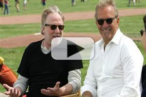 VIDEO: Kevin Costner & FIELD OF DREAMS Co-Stars Celebrate Film's 25th Anniversary