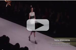 VIDEO: Yasya Minochkina Autumn Winter 2014-15