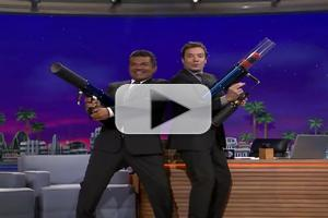 VIDEO: George Lopez Talks Comedy Tour & More on TONIGHT SHOW