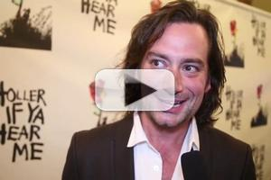 BWW TV: On the Red Carpet for Opening Night of HOLLER IF YA HEAR ME!