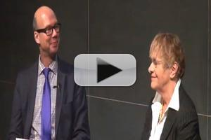 BWW TV Exclusive: Backstage with Richard Ridge- SAG Foundation Conversations Series with Estelle Parsons!