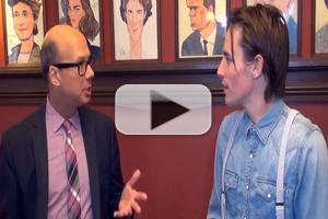 BWW TV Exclusive: BACKSTAGE WITH RICHARD RIDGE- Original SPIDER-MAN Reeve Carney!