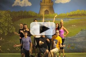 STAGE TUBE: Sneak Peek at Rehearsals for CCT's HAIRSPRAY