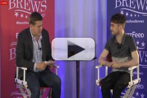VIDEO: Daniel Radcliffe Reveals He Wants to Play 'Robin' Opposite Ben Affleck's 'Batman'