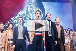 STAGE TUBE: The Cast of LES MIS At WEST END LIVE!