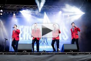 STAGE TUBE: JERSEY BOYS at WEST END LIVE!