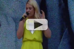 STAGE TUBE: Louise Dearman Sings 'Let It Go'!