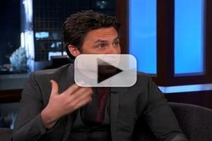 VIDEO: Zach Braff Tells Kimmel How He Put One BULLETS OVER BROADWAY Audience Member to Sleep