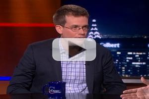 VIDEO: John Green Reveals Writing THE FAULT IN OUR STARS Made Him Cry Daily