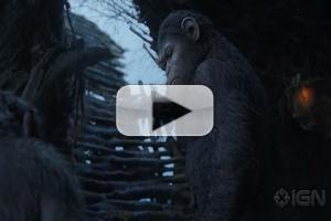 VIDEO: New Behind-the-Scenes PLANET OF THE APES Featurette