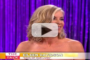 VIDEO: Y&R Cast, Eileen Davidson & More Chat Daytime Emmy Wins on THE TALK