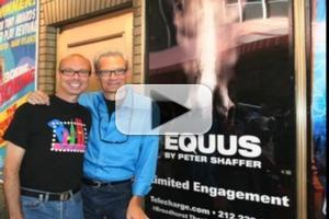 Congrats! BWW's Richard Ridge Marries Longtime Partner, Preston Ridge