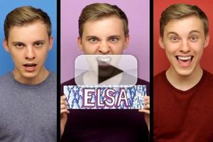 VIDEO: AFTER EVER AFTER 2 Parodies Frozen's Elsa, Mulan & More!