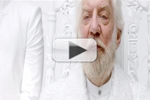 VIDEO: President Snow Delivers Message in HUNGER GAMES: MOCKINGJAY Teaser Trailer!