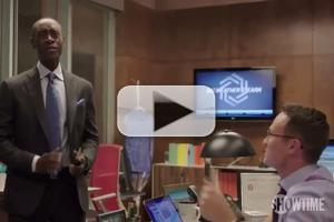 VIDEO: Watch 'House of Lies' Don Cheadle & Josh Lawson Sing LES MIS Parody