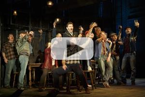 STAGE TUBE: Sneak Peek of Sting's New Musical THE LAST SHIP, Starring Michael Esper & Rachel Tucker; Opens Tonight in Chicago!