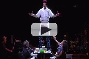 STAGE TUBE: More Footage from Encores! TICK, TICK... BOOM! with Lin-Manuel Miranda, Leslie Odom Jr and Karen Olivo!