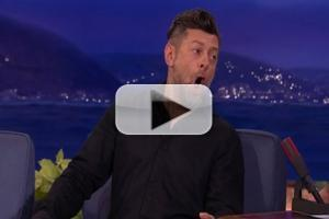 VIDEO: Andy Serkis Channels 'Gollum' and 'Caesar the Ape' on CONAN