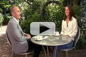 VIDEO: Sneak Peek - Pippa Middleton's First-Ever TV Interview on TODAY