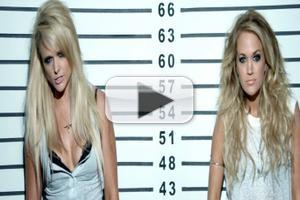 VIDEO: Miranda Lambert, Carrie Underwood Premiere 'Something Bad' Music Video!