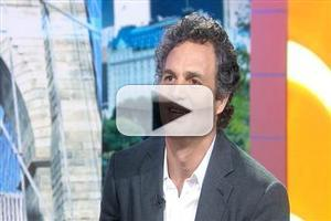 VIDEO: Mark Ruffalo Talks New Film 'Begin Again' on TODAY