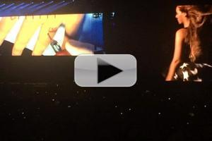 VIDEO: Beyonce & Jay Z Share Wedding Footage at 'On the Run' Tour Debut