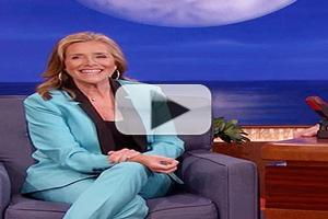 VIDEO: Meredith Vieira's New Talk Show to Be Set In... a Bathroom Stall?