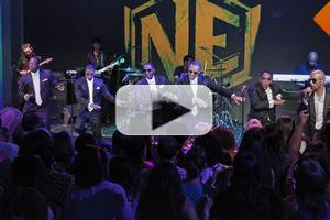 VIDEO: New Edition Performs 'Mr. Telephone Man' on THE VIEW