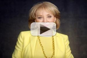 VIDEO: Sneak Peek - Legendary Journalist Barbara Walters on Next OPRAH'S MASTER CLASS