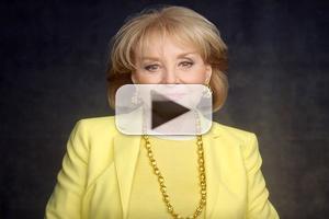 VIDEO: Sneak Peek - Legendary Journalist Barbara Walters on Next OPRAH'S MASTER CLASS