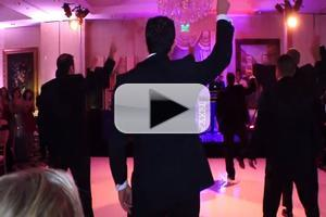 VIDEO: Groomsmen Surprise Bride with Choreographed Dance to Backstreet Boys, Beyonce, and Bruno Mars