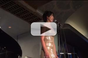 STAGE TUBE: Disney Medley from Danielle Hope's Smashing London Cabaret Debut