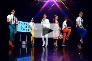 STAGE TUBE: HERE LIES LOVE Cast Performs 'I Am A Child of the Philippines' on FOX 5!