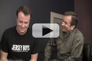 STAGE TUBE: Watch Jersey Boys' Quinn VanAntwerp Latest Vlog FROM CALIFORNIA BOY TO JERSEY BOY