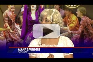 STAGE TUBE: Alana Saunders and Amandina Altomare Talk GYPSY at CT Rep, Perform 'If Mama Were Married'