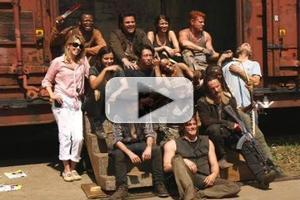 VIDEO: AMC Gives a First Look at THE WALKING DEAD Season 5!