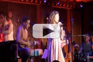 STAGE TUBE: Watch THE SKIVVIES in Concert at 54 Below with Guests Krysta Rodriguez, Wesley Taylor & More!