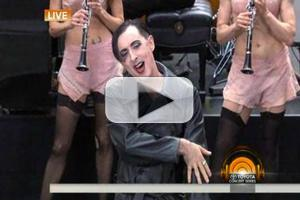 VIDEO: Alan Cumming & the Cast of CABARET Perform 'Wilkommen' on TODAY