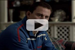 VIDEO: First Look - Channing Tatum in New Trailer for FOXCATCHER