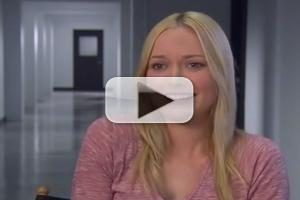 STAGE TUBE: Meets TV's New 'Elsa'- ONCE UPON A TIME's Georgina Haig