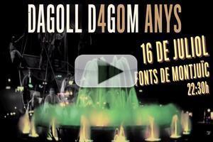 STAGE TUBE: Anuncio de la celebración '40 anys de Dagoll Dagom'