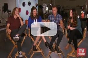 VIDEO:  Behind-the-Scenes of the BLOSSOM Cast Reunion