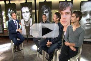 VIDEO: Ethan Hawke Talks New Film 'Boyhood' on TODAY