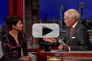 VIDEO: Dave Asks Secrets Behind Halle Berry's Mysterious