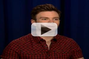VIDEO: GLEE's Chris Colfer Addresses Recent Twitter Hacking: 'It Was Really Upsetting'