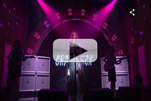 VIDEO: Charli XCX Performs 'Boom Clap' on LATE NIGHT