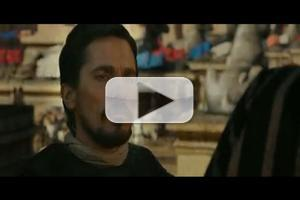 VIDEO: First Trailer for EXODUS: GODS AND KINGS, Starring Christian Bale