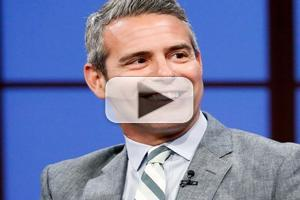 VIDEO: Andy Cohen Looks Back on 5 Years of 'Watch What Happens' on LATE NIGHT