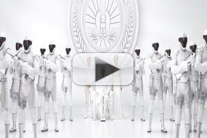 VIDEO: President Snow Delivers 2nd Message in HUNGER GAMES: MOCKINGJAY Teaser Trailer!